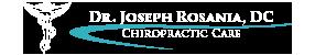 Dr. Joseph Rosania DC Logo